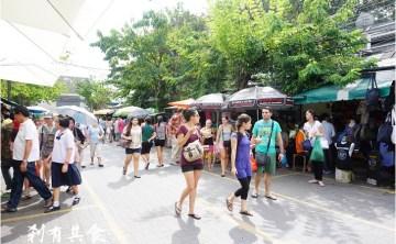 [泰國曼谷] 恰圖恰週末市集 地圖及美食攻略 @亞洲最大市集推薦必逛 保証買到手軟 逛到腿酸 (Chatuchak, JJ market)