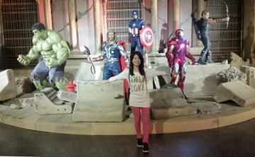 [展覽] 復仇者聯盟 MARVEL漫威超級英雄特展│台北展與台中展資訊