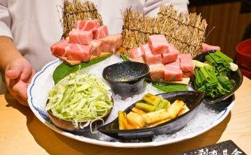 【台中日本料理】 水舞稻葉割烹料理 @ 水舞集團新品牌 視覺味蕾雙重享受 不用出國也吃得到