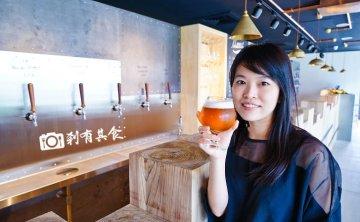 VVG Beer Play   台中歌劇院美食 台灣精釀啤酒+罐頭酒吧 新創意酒吧 K&K味噌咖哩秋刀魚好吃!