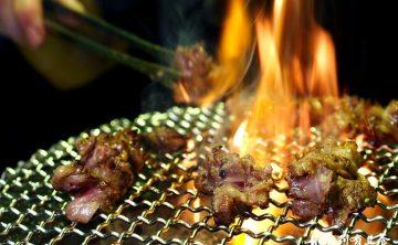 【2016台中美食祭】川原痴日式燒肉(3點店家)│北區美食