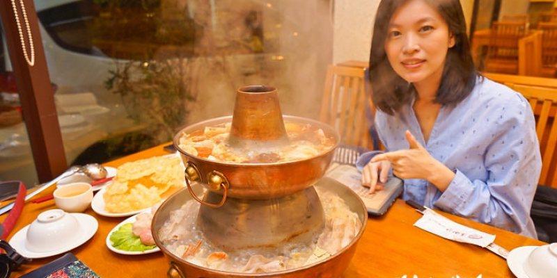 徠圍爐北方風味館 | 台中酸菜白肉鍋 酸白菜冰花煎餃也好好吃