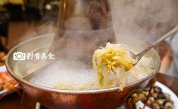 【2016台中美食祭】小瀋陽酸菜白肉鍋 (3點店家)│北屯區美食