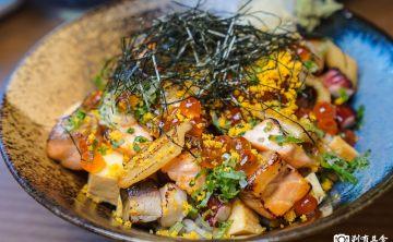 米野木 Komenoki日料·珈琲 | 台中質感咖啡館風格的小清新日本料理 推酪梨沙拉 北海道七星米做的握壽司