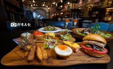 馥樂詩輕食餐廳 CUCLOS cafe & Kitchen | 台中東區美食 新天地新品牌 在西洋博物館吃義法料理好有古典FU 適合聚餐/有停車場