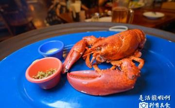 [沖繩美國村美食] Red Lobster | 加拿大活龍蝦 這餐我噴了1萬日幣  ( レッドロブスター 沖縄北谷店 )