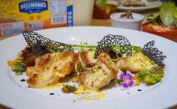 2018 Hellmann's 美味沙拉之旅 × 潘朵拉之宴 台中公益店 | 台中平價好吃牛排buffet自助餐 (暫停營業)