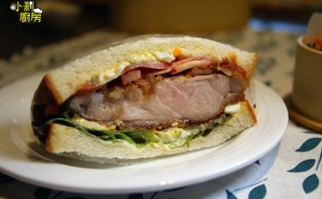 影音食譜 | 塔塔雞腿三明治 タルタルチキンサンド 野餐料理