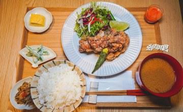 小器食堂 | 台中文心秀泰美食 文青日式質感食堂 餐具都好美啊,吃完會想買餐具 (2019菜單)