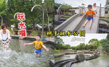 桃米親水公園   埔里親子景點 桃米生態村內的免費戲水池 夏日玩水好去處