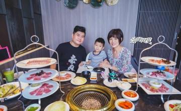 屋馬燒肉崇德店   台中燒肉推薦 防疫措施升級 用餐超放心 A5日本和牛、伊比利豬套餐攻略