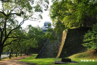 [熊本景點]早晨熊本城散步.武將隊開門儀式