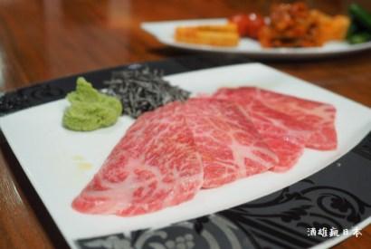 [沖繩那霸美食]燒肉餐廳ROINS-國際通時尚燒肉餐廳。讓人失心瘋的美味現切牛五花