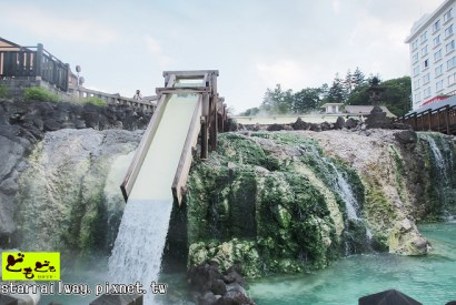 [群馬]訪問天下三名湯-草津溫泉
