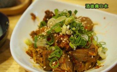 [台中美食]十八町二番地-小酌一杯再用拉麵收尾(完美!)