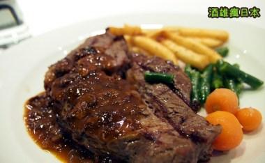 [台中美食]法樂琪Salad Steak Caf'e(廣三SOGO店)-台中又一聚餐好選擇