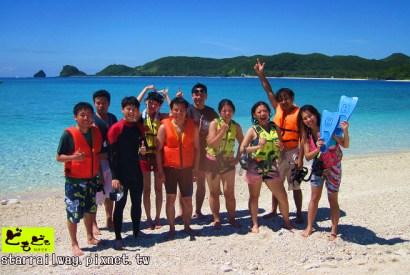 [酒雄×Kenyu]第一屆沖繩座間味海島音色之旅。凱旋歸來!