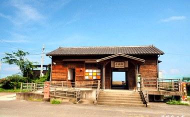 千綿車站-東彼杵町海景與木造站舍的美麗車站
