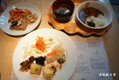 [福岡美食]悠閒空間博多運河城店-栗原春美老師的食譜實踐餐廳