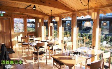 [熊本美食]JR阿蘇站內的「火星」餐廳-典雅又美味的時尚選擇!
