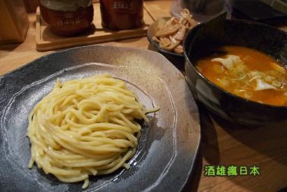 [大阪美食]沾麵屋やすべえ-來自東京早稲田的美味沾麵(東京9家、大阪1家分店)