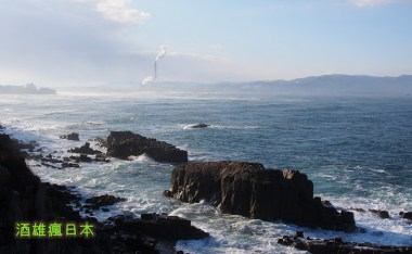 [福井景點]越前加賀海岸國定公園「東尋坊」-觀浪聽海、欣賞柱狀節理海岸