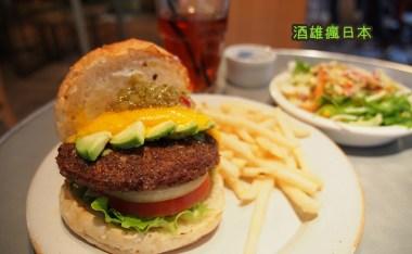 [東京表參道美食]J.S. BURGERS CAFE 原宿店-酒雄最愛「Journal Standard」品牌漢堡餐館