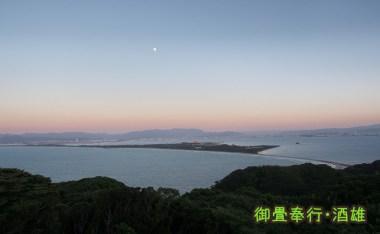 [福岡兜風]自駕小旅行路線「海之中道~志賀島」夕陽、沙灘、啖海鮮