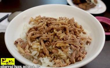 [台中美食]每天吃也不厭倦的『北港王鴨肉飯』