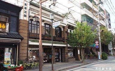 [熊本景點]長崎次郎書店與喫茶室-大文豪森鷗外曾造訪過的百年書店