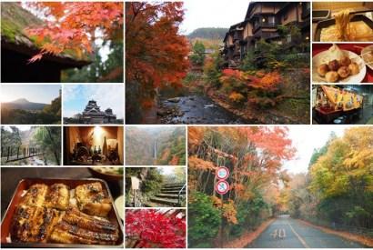 [心得]2014酒雄九州縱斷美食賞楓之旅。九重吊橋、黑川溫泉、熊本阿蘇、祕境五家莊、人吉鰻魚、霧島神宮