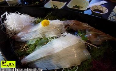 [佐賀]日本第一的花枝漁港-「河太郎活花枝料理」