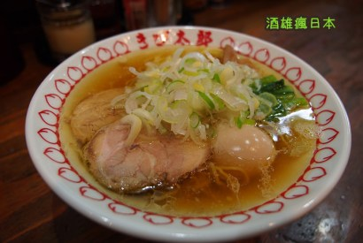 [東京美食]黍太郎拉麵(きび太郎)-淺草周邊的深夜食堂、宵夜好去處