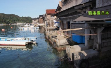 [京都景點]伊根舟屋見學-參觀現役漁夫的船屋
