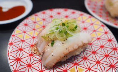 もり一迴轉壽司-幾乎全品150日幣的江戶前壽司店