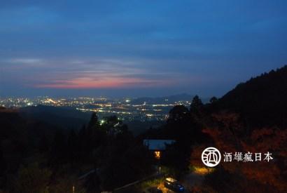 秋意盎然的福岡絕景餐廳-茶房わらび野