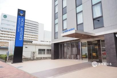MYSTAYS HOTEL羽田-免費機場接駁車#紅眼班機好朋友