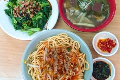 阿万炒麺-台中スタイルの朝ごはんで一日を始めてはいかが?