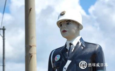 宮古島的無名英雄-交通安全守護君(宮古島まもる君)