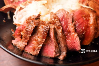 the肉丼の店-平價牛台丼飯專門店 在東京大口吃肉