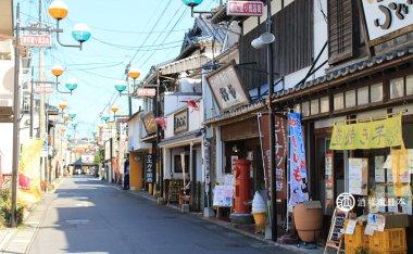 [九州大分]豐後高田昭和之町-電影解憂雜貨店外景拍攝地