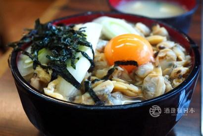 [東京]深川釜匠-清澄白河滿滿蛤蠣的深川飯食堂