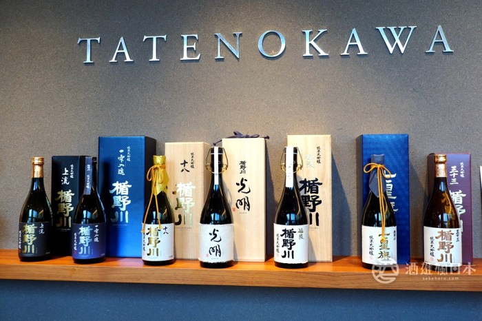 [山形自駕]探訪楯野川酒造 堅持全款純米大吟釀的傳統釀酒人氣魄
