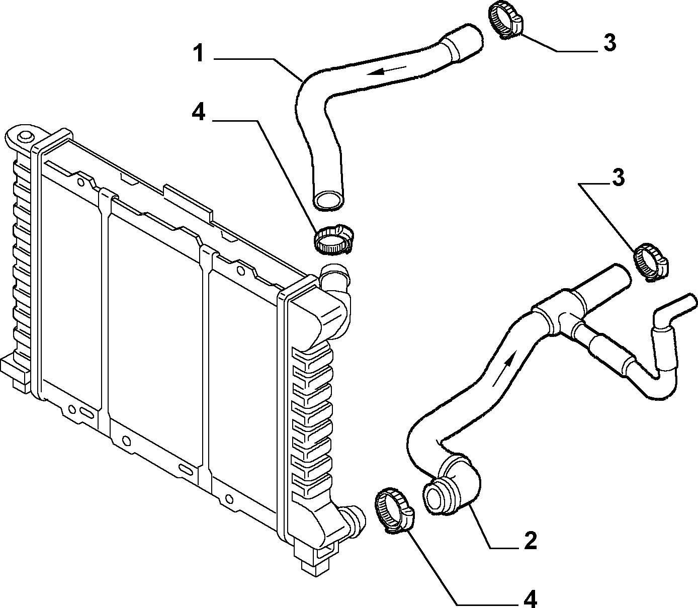 Catalogue Alfa Romeo Gt Cooling System