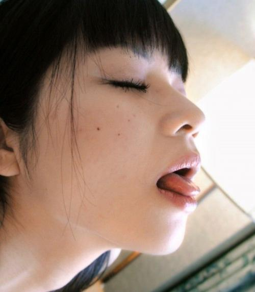 【三次】女の子の舌出し画像・1枚目