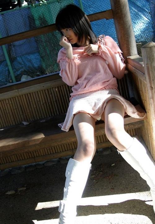 【三次】ロングブーツ履いてる女の子のエロ画像・3枚目