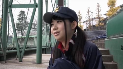 【三次】「初体験は野球部の先輩です…」甲●園で優勝した強豪校の野球部マネージャーがAV出演!可愛らしい少女がハメ撮りされたり3Pセックスしているエロ画像・13枚目