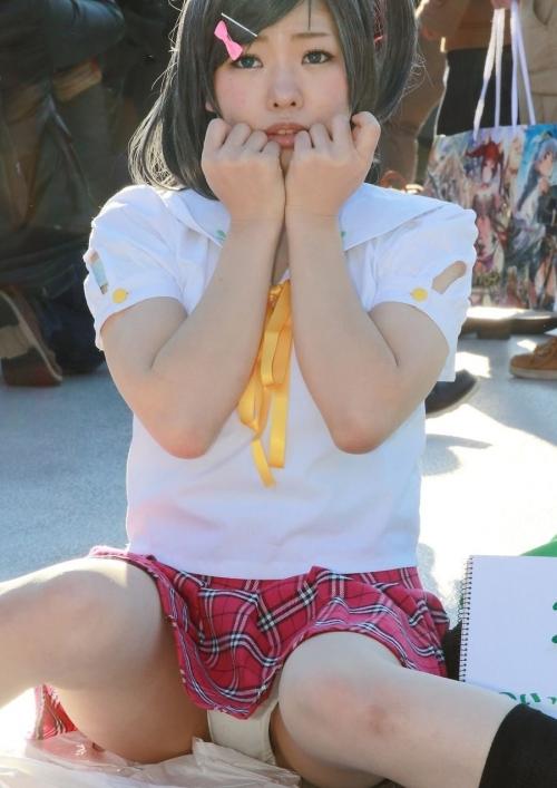 【三次】女コスプレイヤーのちょいエロ画像・4枚目