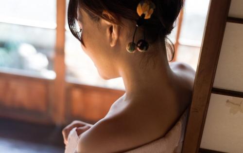 【三次】ペロペロしたくなる女の子のうなじエロ画像・7枚目