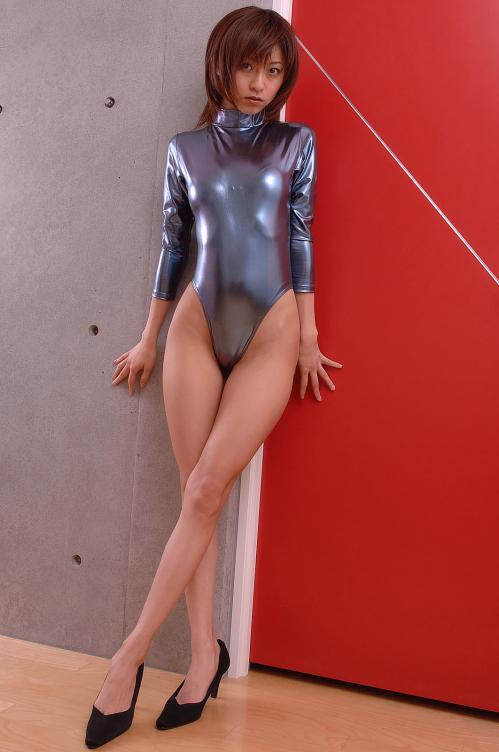 【三次】レオタード姿の女の子のエロ画像・17枚目